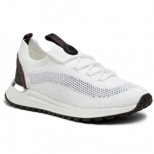 Sneakersy MICHAEL MICHAEL KORS - Bodie Trainer 43F0BDFS2D  Optic White