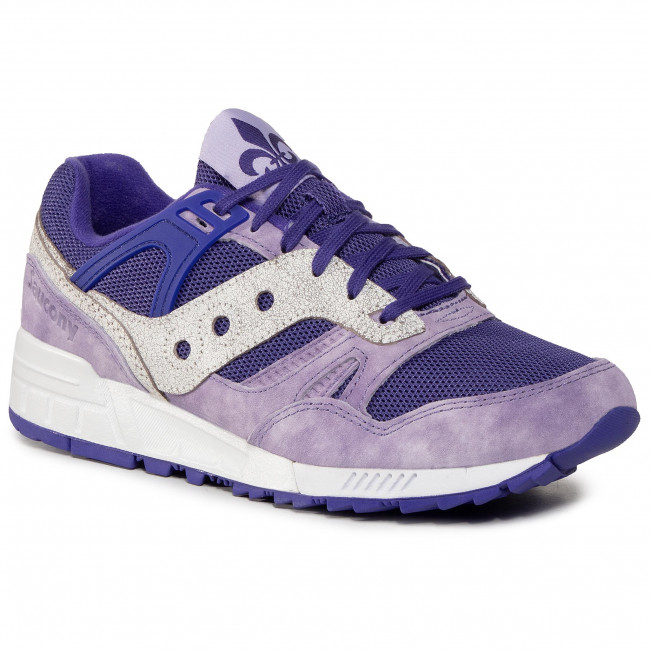 Sneakersy SAUCONY - Grid Sd S70416-3 Purple/White