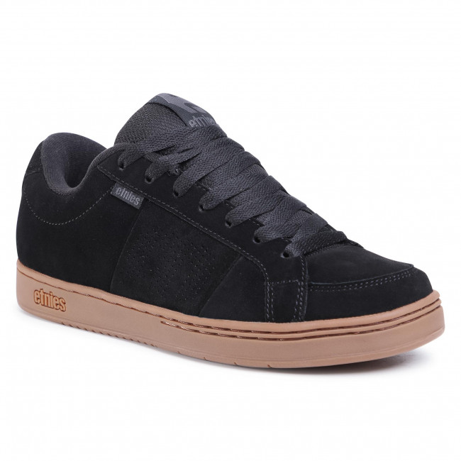 Sneakersy ETNIES - Kingpin 4101000091 Black/Dark Grey/Gum 566
