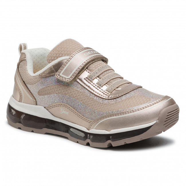 Sneakersy GEOX - J Android G. A J1545A 014AJ C2010 D Platinum
