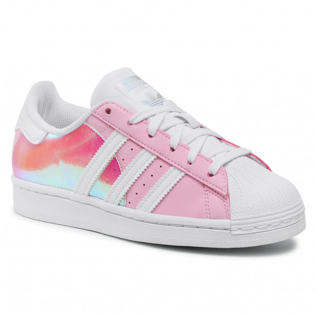 Buty adidas - Superstar J FY2671 Supcol/Supcol/Ftwwht