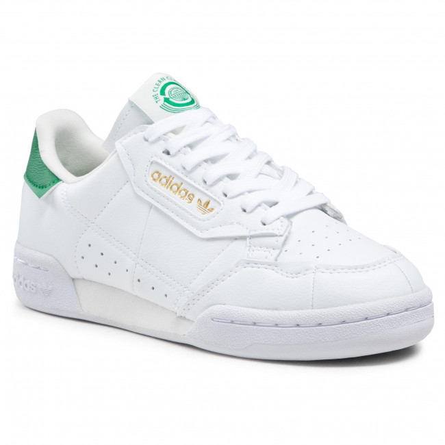 Buty adidas - Continental 80 FY5468 Ftwwht/Owhite/Green