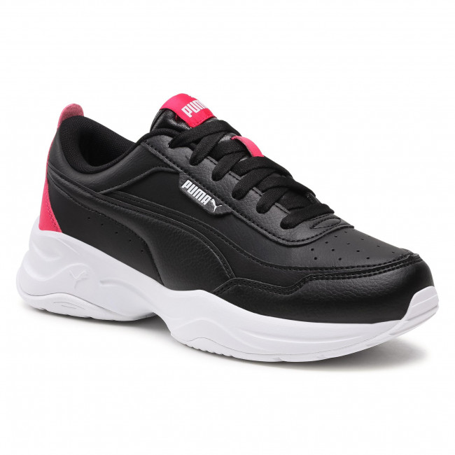 Sneakersy PUMA - Cilia Mode 371125 11 Black/Black/Virtual Pink