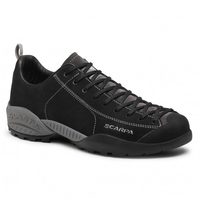 Trekkingi SCARPA - Mojito Leather 32605-100 Black