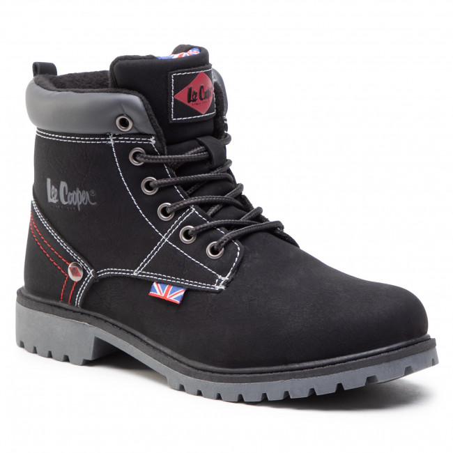 Trapery LEE COOPER - LCJK-20-01-021 Black 1