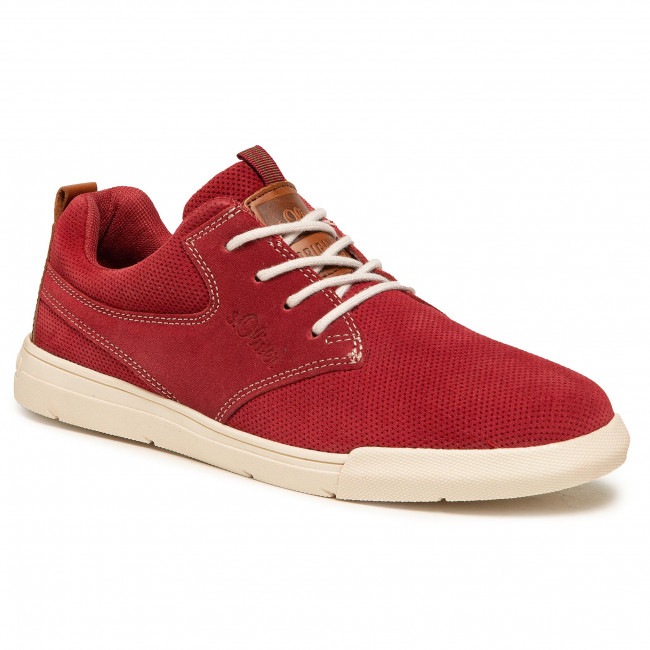 Sneakersy S.OLIVER - 5-13605-36 Red 500