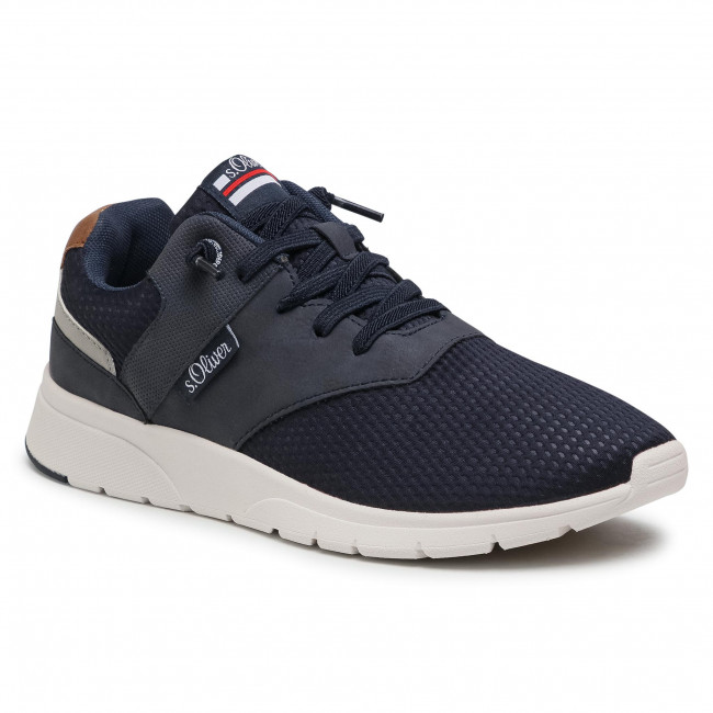Sneakersy S.OLIVER - 5-13618-36 Navy 805