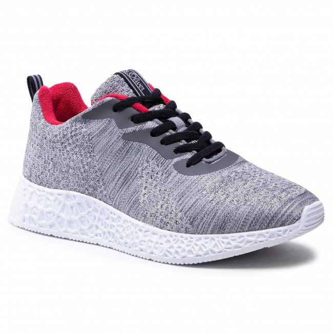 Sneakersy S.OLIVER - 5-13623-26 Grey 200