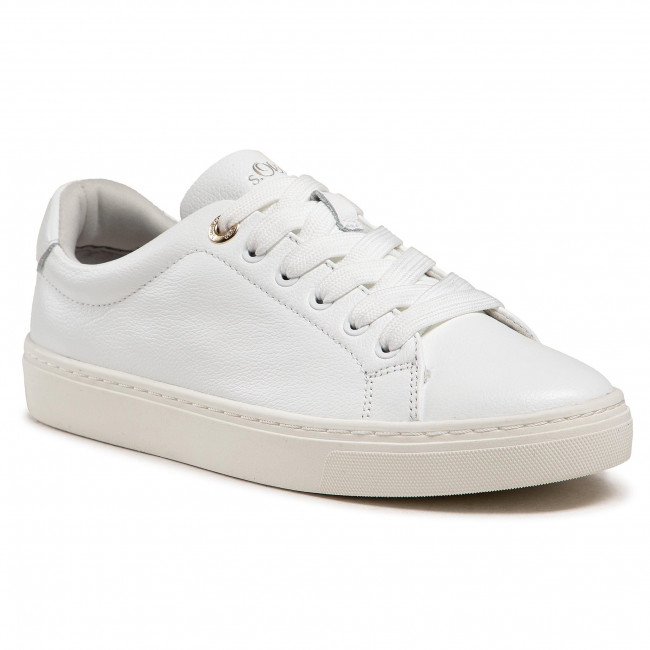 Sneakersy S.OLIVER - 5-23618-26 White Comb. 110