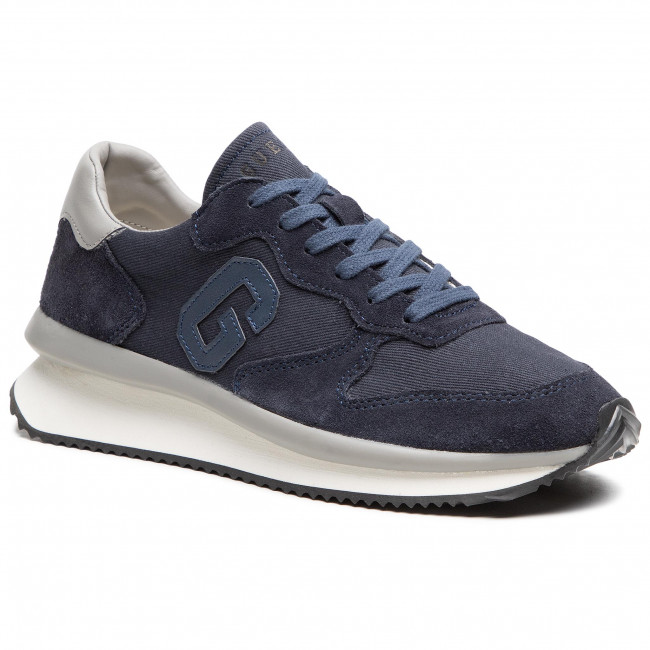 Sneakersy GUESS - Made FM5RUN FAB12 NAVY