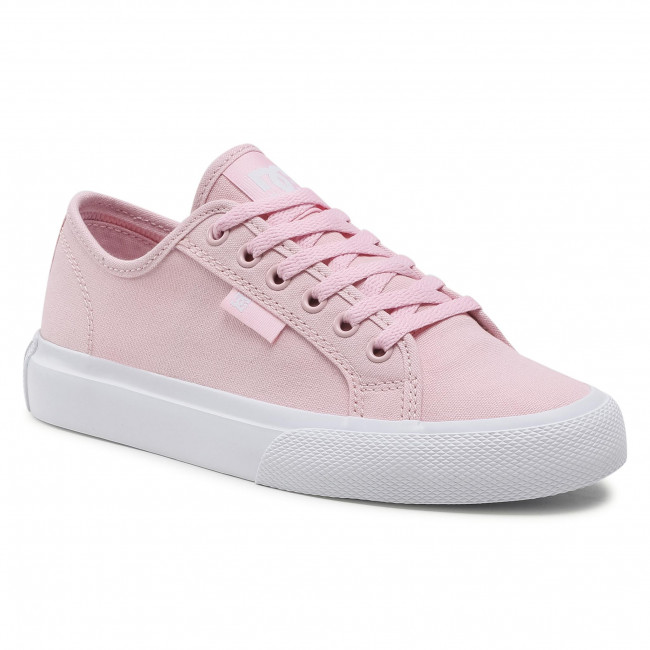 Tenisówki DC - Manual ADJS300263 Light Pink(LTP)