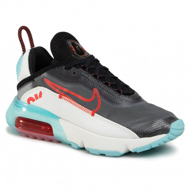 Buty NIKE - Air Max 2090 DA4292 001 Black/Chile Red/Bleached Aqua