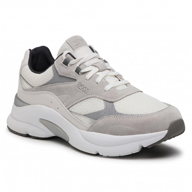 Sneakersy BOSS - Ardical 50446943 10214592 01 White