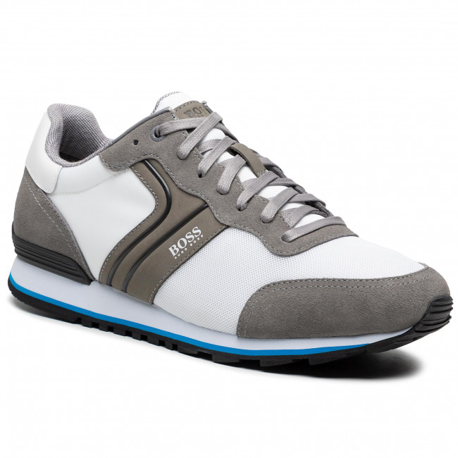 Sneakersy BOSS - Parkour 50433661 10214574 01 Open White 122