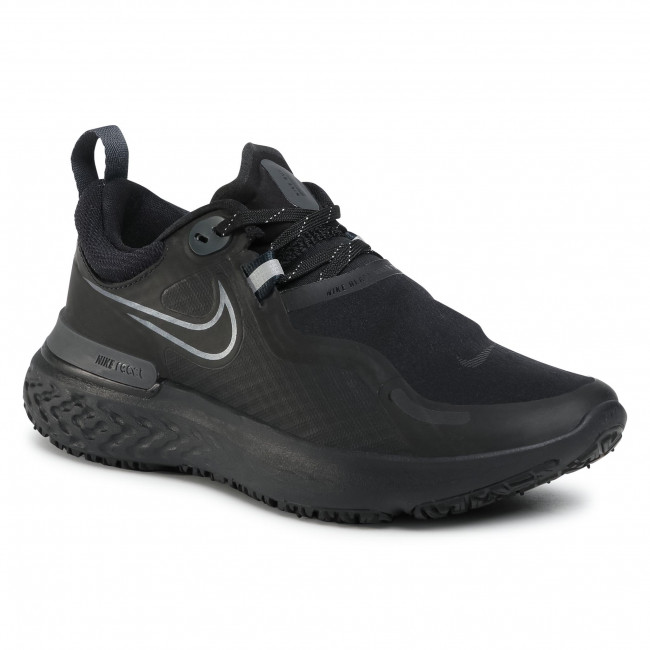Buty NIKE - React Miler Shield CQ8249 001 Black/Black/Anthracite
