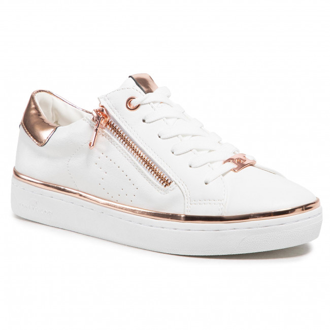 Sneakersy TOM TAILOR - 119260300  White 1