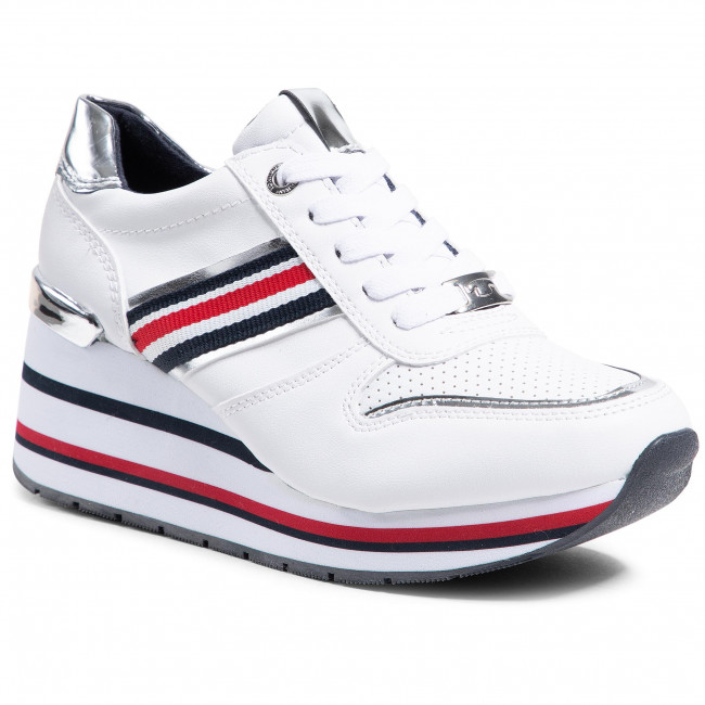 Sneakersy TOM TAILOR - 119540190 White