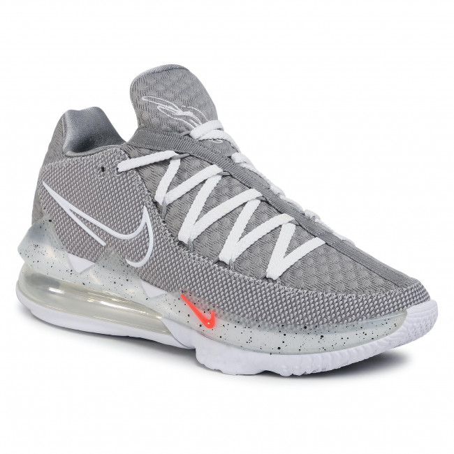 Buty NIKE - Lebron XVII Low CD5007 004 Particle Grey/White