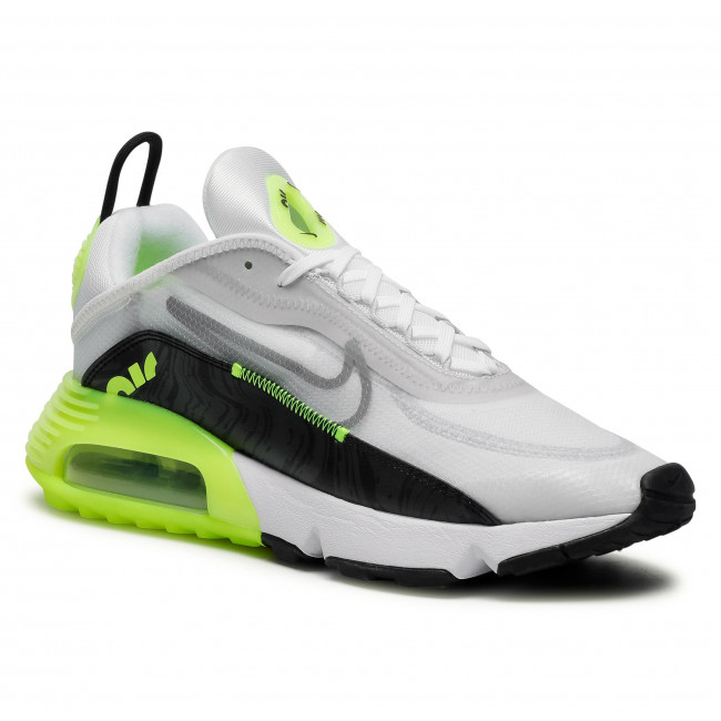 Buty NIKE - Air Max 2090 CZ7555 100 White/Cool Grey/Volt/Black