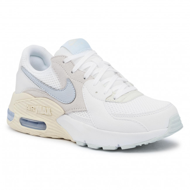 Buty NIKE - Air Max Excee CD5432 104 White/Aura/Pale Ivory