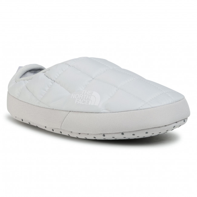 Kapcie THE NORTH FACE - W Thermoball TNTMUL5 NF0A3MKNDQ71 Spacklgy/Tnfwht