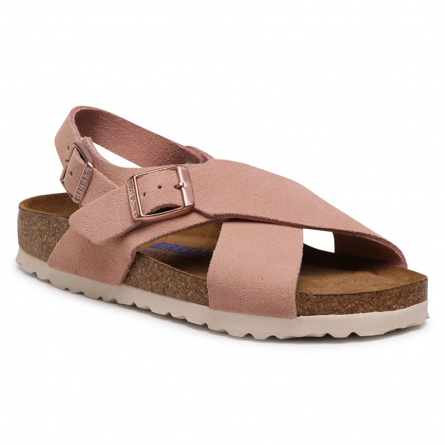 Sandały BIRKENSTOCK - Tulum Sfb 1015896 Light Rose