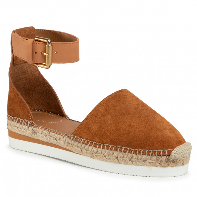 Espadryle SEE BY CHLOÉ - SB26150 Light Brown 533