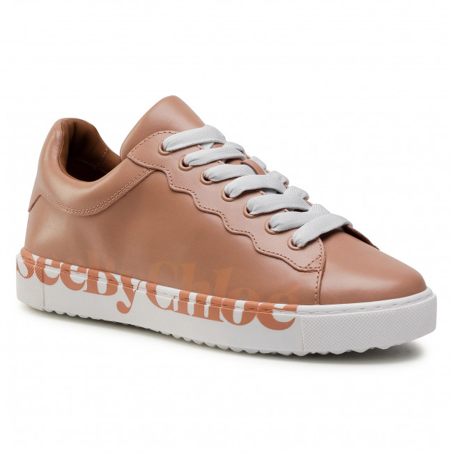 Sneakersy SEE BY CHLOÉ - SB33125A Light Rose 348