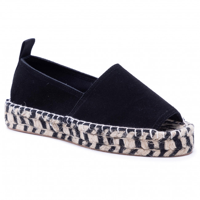 Espadryle COLORS OF CALIFORNIA - HC.MESPA03 Black