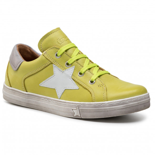 Sneakersy FRODDO - G3130162-5 D Lime