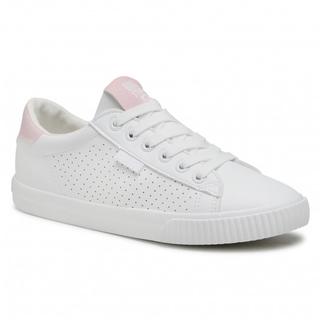 Sneakersy BIG STAR - HH274073 White/Pink