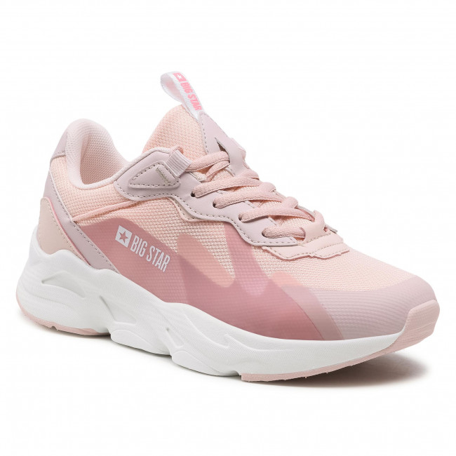 Sneakersy BIG STAR - HH274811 Pink