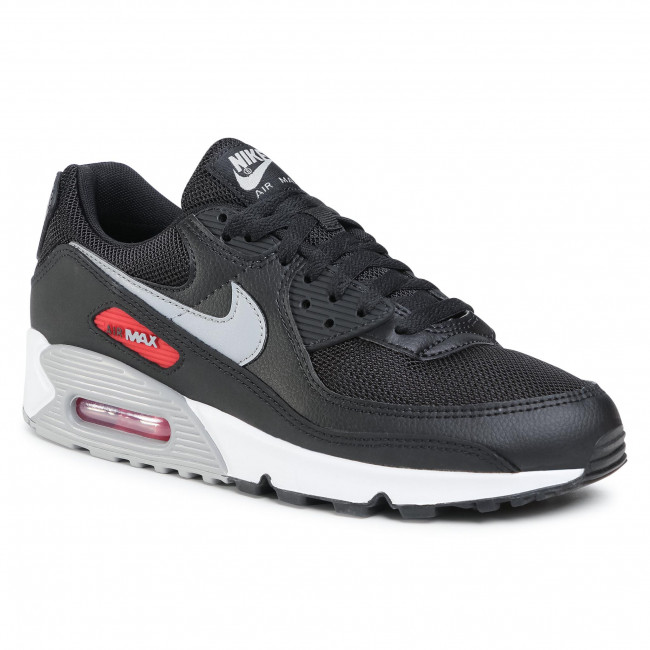 Buty NIKE - Nike Air Max 90 CW7481 002 Black/Particle Grey