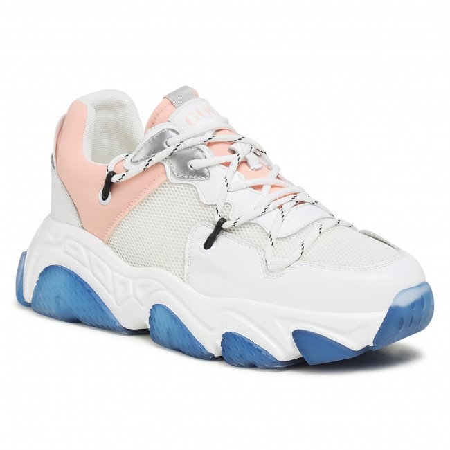 Sneakersy GOE - HH2N4034 White/Pink