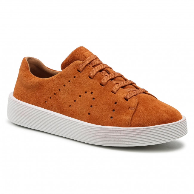 Sneakersy CAMPER - Courb K100432-027 Brown