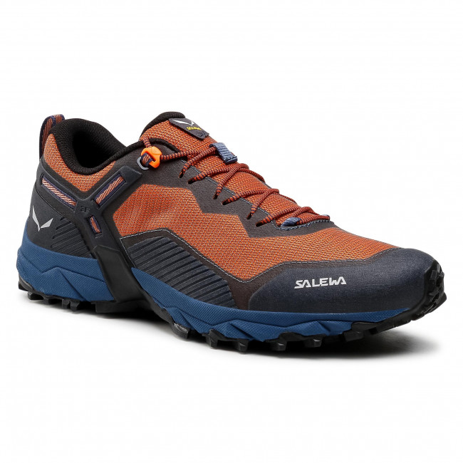Trekkingi SALEWA - Ms Ultra Train 3 61388 Dark Denim/Red Orange 8663