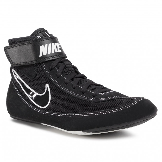 Buty NIKE - Speedsweep VII 366683 001 Black/Black/White