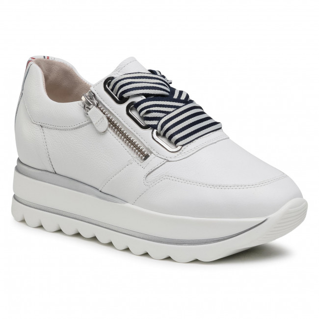 Sneakersy GABOR - 63.412.21 Weiss