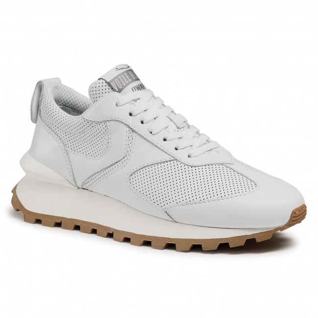 Sneakersy VOILE BLANCHE - Qwark 0012015856.01.0N01 White