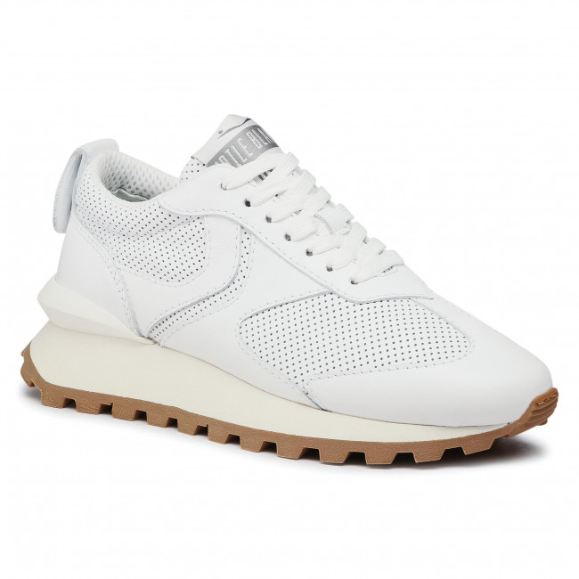 Sneakersy VOILE BLANCHE - Qwark 0012015859.01.0N01 White