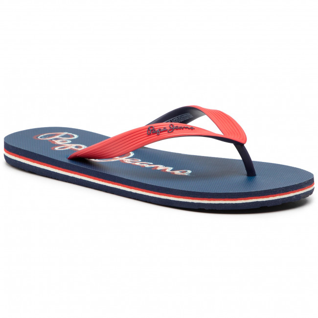 Japonki PEPE JEANS - Hawi Duncan PMS70099 Red 255