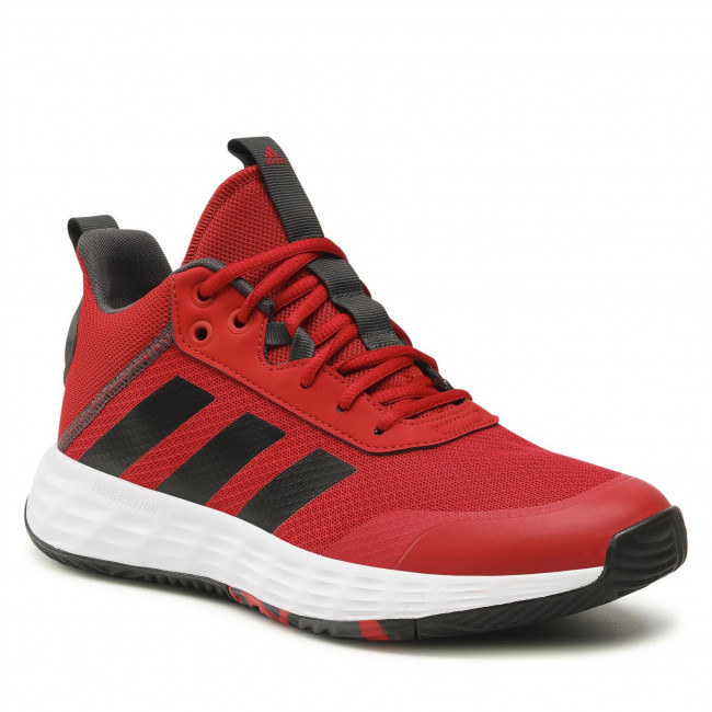 Buty adidas - Ownthegame 2.0 H00466 Red