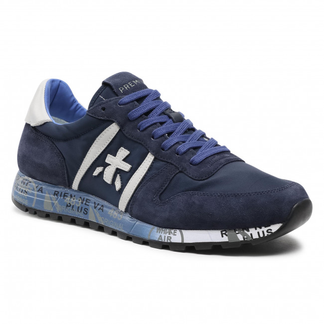 Sneakersy PREMIATA - Eric 3289 Dark Navy/White