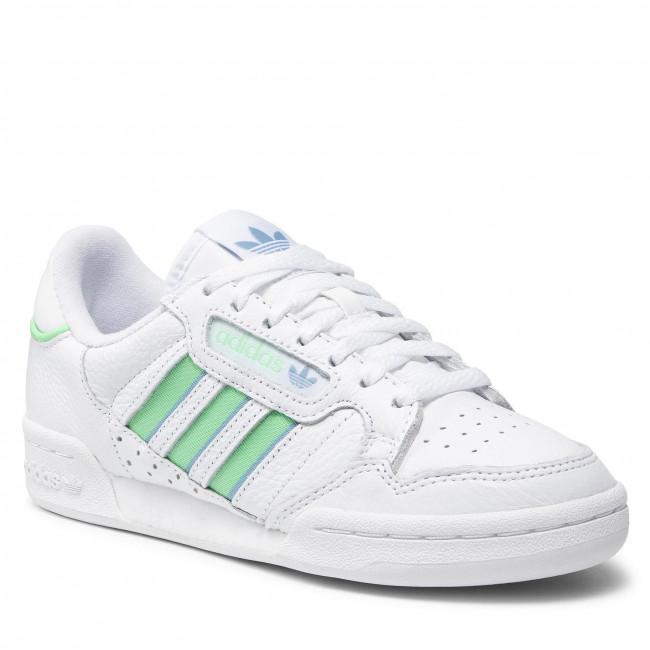 Buty adidas - Continental 80 Stripes W H06590  Ftwwht/Ambsky/Glomin