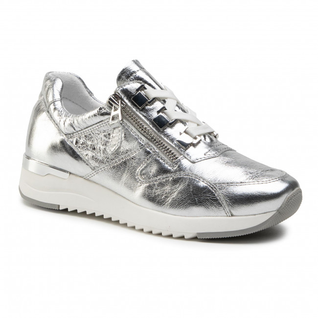 Sneakersy CAPRICE - 9-23704-26 Silver Metal. 920