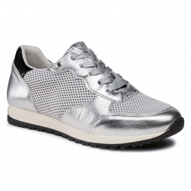 Sneakersy CAPRICE - 9-23717-26 Silver Comb 943