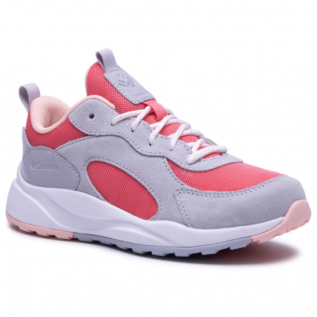 Sneakersy COLUMBIA - Youth Pivot™ BY1097 Coral Bloom/Blush Rose 692