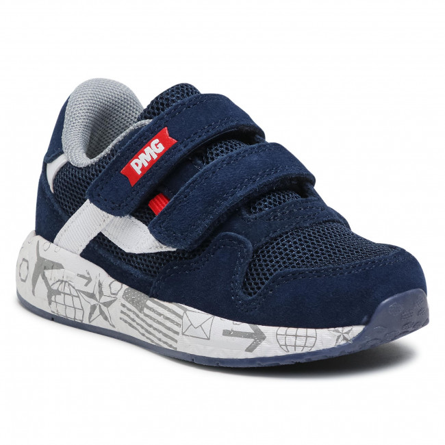 Sneakersy PRIMIGI - 7453733 Navy