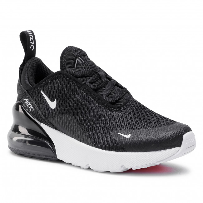 Buty NIKE - Air Max 270 (Ps) AO2372 001 Black/White/Anthracite