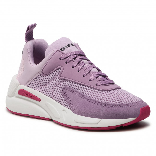 Sneakersy DIESEL - S-Serendipity Low Cut W Y02504 P3829 H8407 Winsome Orchid/Fuchsia Rose